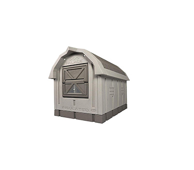 best asl solutions deluxe insulated dog houses
