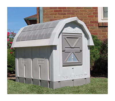 best asl solutions dog houses for large dogs