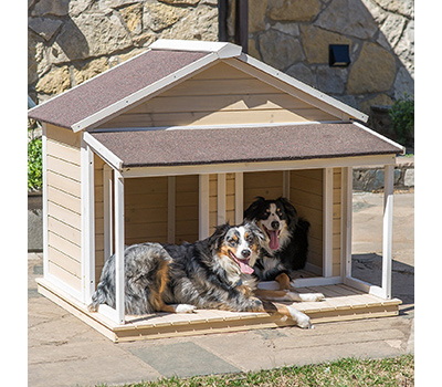 best boomer and george insulated dog houses