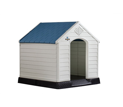 best confidence pet waterproof palstic dog houses for large dogs